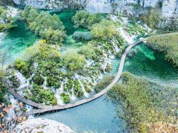 プリトヴィツェ湖群国立公園の格安ツアー