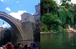 【スプリット発】モスタルとクラヴィツェ滝への日帰り旅行