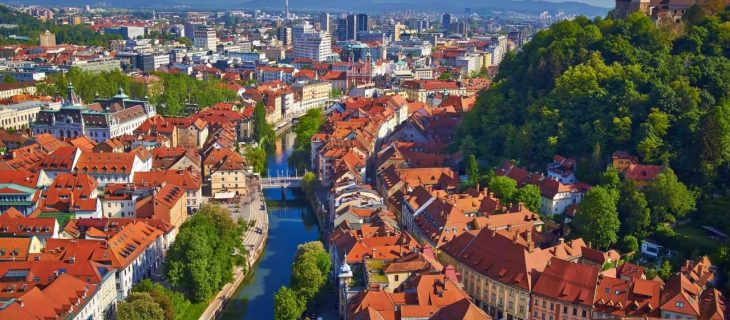 Ljubljana and BLed - private tour