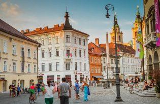 Ljubljana and BLed - private tour