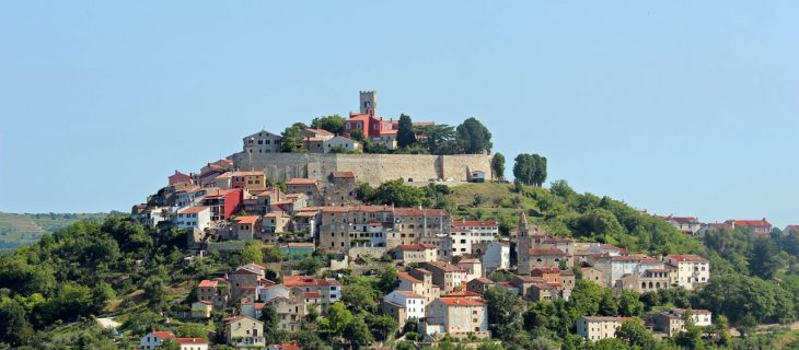 Truffle hunting in Motovun – private day tour from Zagreb