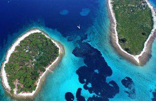 Blue Lagoon half day trip, from Split Croatia