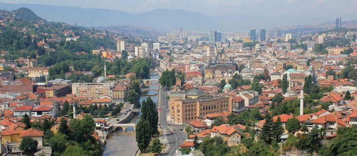 【スプリット発】ボスニアヘルツェゴビナ首都・サラエボ日帰りツアー