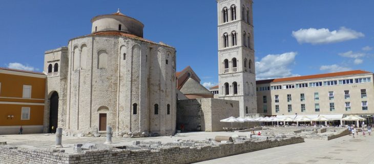Zadar private tour from Split