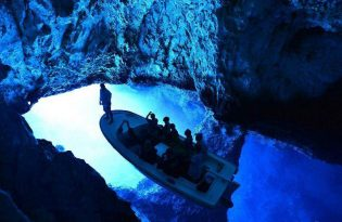 Blue Cave excursion Split (3)