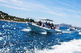[from Split] Blue Cave & Hvar Island Cruise