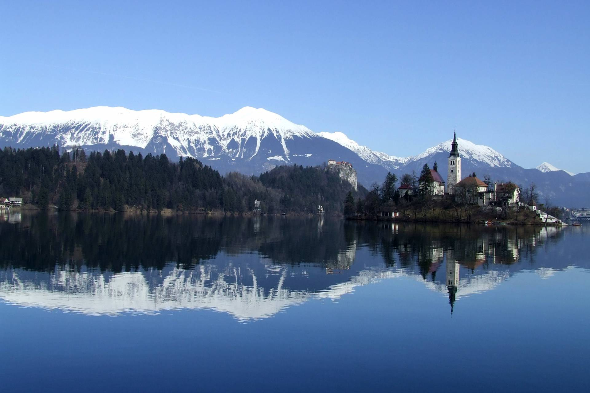 Wedding abroad in Slovenia Bled